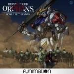 Anime Digital HD Season TV Show: Mobile Suit Gundam: Iron-Blooded Orphans