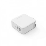 RAVPower Pioneer 65W 3-Port USB PD Wall Charger