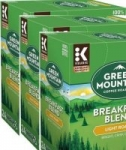 24-Count Green Mountain Coffee Keurig K-Cup Pods (various flavors)