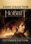 The Hobbit Trilogy: Extended Edition (Digital HD Films)