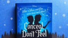 Free Disney official Frozen young adult novel – Conceal Don't Feel from the Twisted Tales series