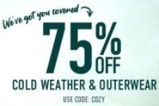 Barnes & Noble College Stores Coupon: Cold Weather & Outerwear