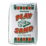 QUIKRETE 50-lbs Play Sand – $2.50 at Lowes and Home Depot