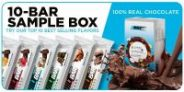 10-Count Built Bar Protein Bars (Sample Box)