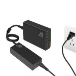 AI AIKENUO 96Watts Quick Charge 3.0 USB Car Charger $22.07