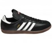 adidas Samba Classic Indoor Soccer Shoes: Kids $27.50 Men's