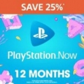 12-Month PlayStation Now Subscription