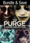 The Purge: 4-Movie Collection (Digital 4K UHD)