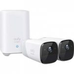 eufy Security 1080p eufyCam 2 Wireless Home Security System w/ 3-Cam & More