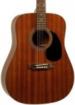 Rogue RA-090 Dreadnought Acoustic Guitar (Mahogany)
