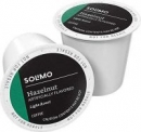100-Count Solimo K-Cup Coffee Pods (Various Flavors)
