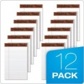 12-Pack 50-Sheets 5″x8″ TOPS Writing Pads (Jr. Legal Rule)