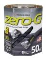 50′ Zero-G Black Aluminum Garden Hose