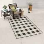5′ x 7′ Sonoma Goods for Life Buffalo Check Indoor / Outdoor Area Rug