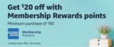 Amazon: Select Amex Membership Rewards Cardholders: Pay w/ Points Get