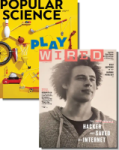 Magazines: Sound & Vision $5.75/yr Wired & Popular Science Bundle