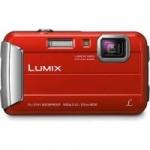 Panasonic Lumix DMC-TS25 16.1MP 25-100mm DC Vario Digital Camera (Refurbished)