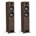 Jamo S 807 Floorstanding Dolby Atmos Ready Speakers (Pair Walnut)