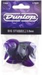 6-Pack Dunlop Big Stubby 3mm Guitar Picks