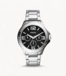 Fossil Men's Modern Century Multifunction Stainless Steel Watch
