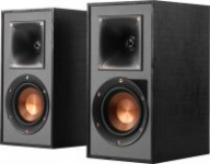 Klipsch Reference R-41PM 4″ 35W 2-Way Powered Bookshelf Speakers (Pair)