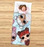 L.O.L. Surprise!: 2-in-1 Kids Lamp $15 Kids 2-in-1 Cozy Cover Slumber Bag