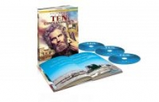 The Ten Commandments (1923 & 1956 Films) Collectible Digibook (Blu-ray)