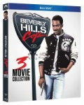 Beverly Hills Cop 3-Movie Collection (Remastered Blu-ray)