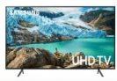 58″ Samsung UN58RU7100 4K UHD HDR Smart TV (2019 Model)