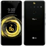 128GB LG V50 5G ThinQ Sprint CDMA & GSM Unlocked Android Smartphone (Aurora Black)