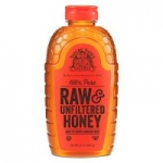 32oz Nature Nate's 100% Pure Raw & Unfiltered Honey