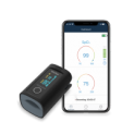Wellue OxySmart Fingertip Pulse Oximeter: Non-Bluetooth $18.70 Bluetooth
