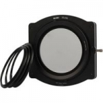 NiSi V5 Pro 100mm Filter Holder Kit: w/ 6x Filter Slots + Adapter Rings + Filter