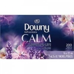 Select Laundry Products: Buy 3 Get $10 Off: 200-Ct Downy Infusions Dryer Sheets