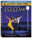 La La Land (Blu-ray + DVD + Digital HD)