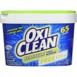 3-Lbs OxiClean Versatile Stain Remover (Dye/Perfume Free)