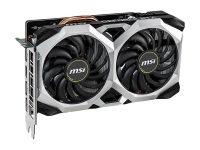MSI GeForce RTX 2060 Ventus XS OC 6GB GDDR6 Video Card