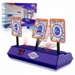 UWANTME Shooting Target for Nerf Guns w/ Auto Reset & Digital Scoreboard