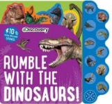 Discovery: Rumble with the Dinosaurs! (10-Button Kids' Sound Book)