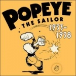 Popeye the Sailor Vol. 1-3: 1933-1943 (Digital SD TV Show)