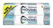 6-Count 4oz Sensodyne Pronamel Toothpaste (Fresh Wave)
