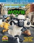 Shaun the Sheep Movie (Blu-ray + DVD + Digital HD)