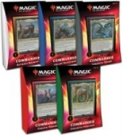 5-Decks of Magic The Gathering Ikoria: Lair of Behemoths Commander Game