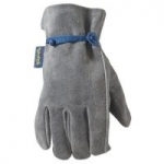 Large Men's Leather Multipurpose Gloves – 1.99 + Tax (Free Store Pickup) $1.99