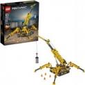 920-Piece LEGO Technic Compact Crawler Crane Building Set