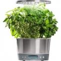 AeroGarden Harvest Elite 360 Indoor Garden System (Stainless Steel)