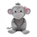 Bedtime Originals Plush Animals: Pink Elephant $8 Cupcake Monkey