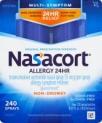 2-Pack 0.57oz Nasacort Multi-Sympton 24Hr Nasal Allergy Relief (240-Sprays)