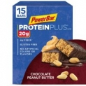 15-Count 2.12oz PowerBar Protein Plus Bars (Chocolate Peanut Butter)