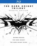 The Dark Knight Trilogy: Special Edition w/ Features (6-Disc Blu-ray)